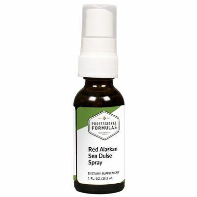 RED ALASKAN SEA DULSE SPRAY PROFESSIONAL FORMULAS SUPPLEMENTS IMMUNE SYSTEM