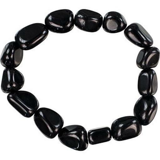 Black Obsidian Bracelet!