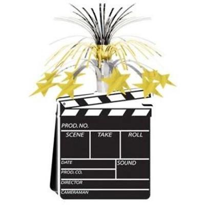 Carpet Movie (Movie Set Clapboard Centerpiece Red Carpet Awards VIP Party)