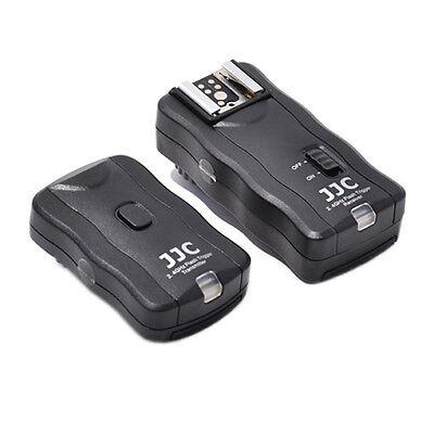 Remote Control Flash Trigger Canon EOS Rebel 2000 T5i T3i T4i T3 Rebel T5i