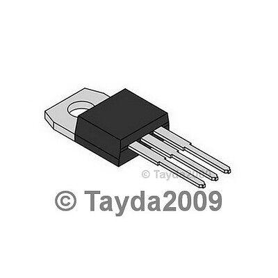 10 X L7808 7808 Voltage Regulator 8v 1.5a Ham Kit St