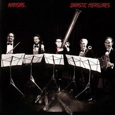 Kansas- Drastic Measures CD 2017 Music On CD Netherlands John Elefante ** NEW **