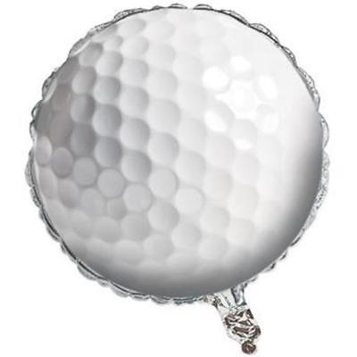 Sports Fanatic Golf Foil Balloon 18 Inch Birthday Party - Golf Balloons