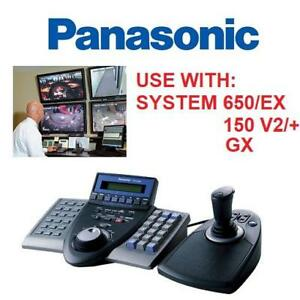 NEW PANASONIC ETHERNET CONTROLLER WV-CU950 225613448 SECURITY SURVEILLANCE VIDEO MONITORING ACCESSORIES