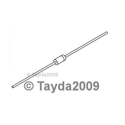 10 x DB3 DB-3 Diac Trigger Diode DO-35 - Free Shipping