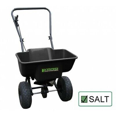 Garden Pride GP26PS Push Broadcast Lawn Spreader