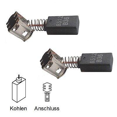Kohlebrsten Fr Hilti Bohrhammer Te 1 Te 5 Te 10 Tm 8 - 5 X 8 X 15 Mm 2087