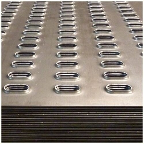 ALUMINIUM PUNCHED DECKING for Trailers/Transporters/Recovery/Salvage Vehicles