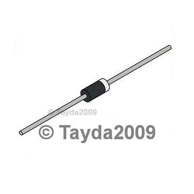 10 X 1n5819 Schottky Barrier Diode 1a 40v