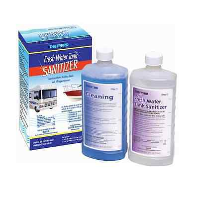 Thetford Fresh Water Holding Tank Sanitizer for RV / Camper / Trailer