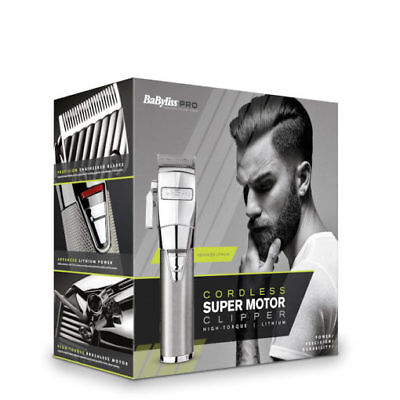 Babyliss Pro Super Motor CORDLESS CLIPPER ()