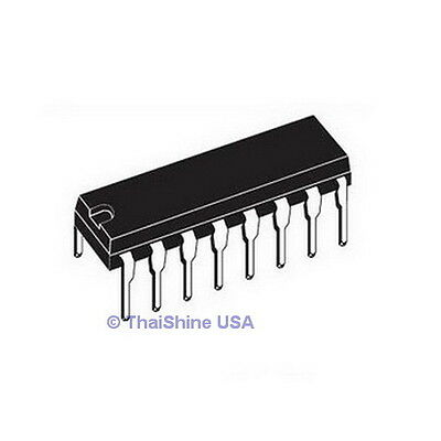 5 X 74hc165 74165 Ic 8 Bit Shift Register - Texas