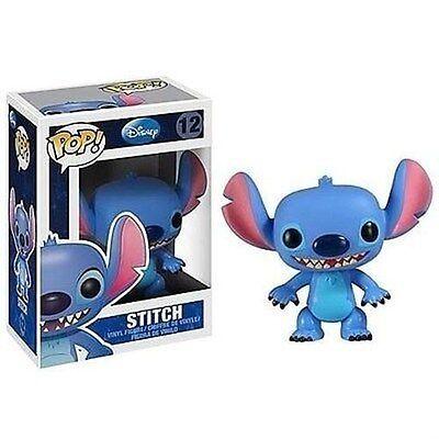Funko - Disney Lilo & Stitch Stitch Pop! Vinyl Figure