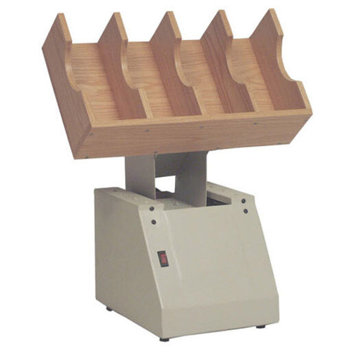 Lassco LJ-6 Multi-Bin Table Top Paper Jogger LJ6