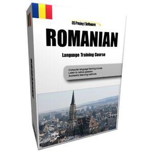 Learn to speak romanian software