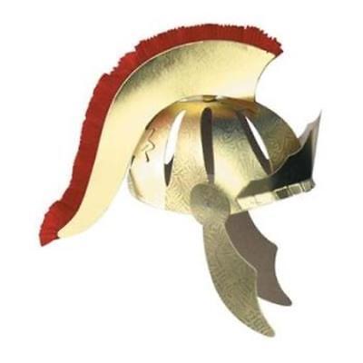 Roman Helmet Italian Costume Accessories - Roman Accessories