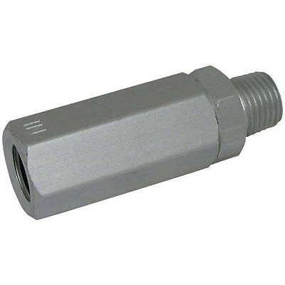 14 Npt In Line Arrow Pneumatic Air Tool Oil Hydraulic 500 Psi Max Filter 40m