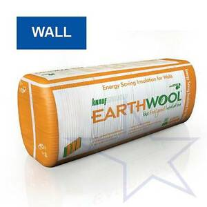 Knauf Earthwool Thermal Wall Insulation Batts Minto Campbelltown Area Preview