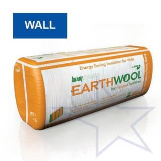 Knauf Earthwool Thermal Wall Insulation Batts