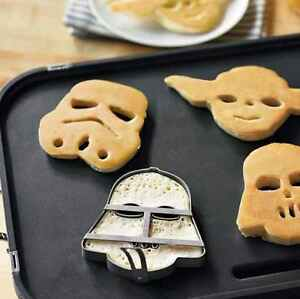Star Wars pancake molds - William Sonoma Kitchener / Waterloo Kitchener Area image 1