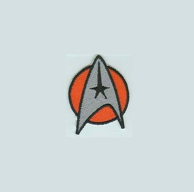 Star Trek the Motion Picture Starfleet Sciences Insignia patch