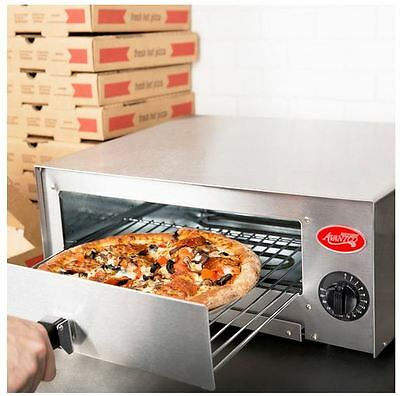 Electric Commercial Stainless Countertop Concession Kitchen Pizza Snack Oven