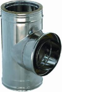 Casa moderna roma italy tubo canna fumaria - Canne fumarie coibentate per stufe a pellet ...
