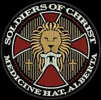 Soldiers of Christ.   Looking for members