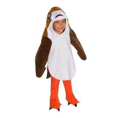 Rubie's Costume Co - Star Wars The Last Jedi Deluxe Toddler Porg