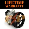 New Power Steering Pump 34430FG010 Fits 08-12 Subaru Impreza Forester 2.0L 2.5L