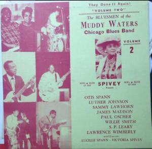 NEW, sealed-The Bluesmen of the Muddy Waters Chicago Blues Band