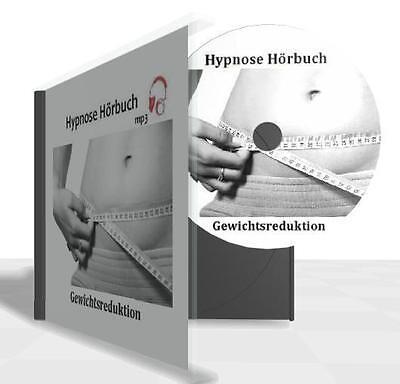 Hypnose Hörbuch mp3 - Gewichts Reduktion - Diät Hilfe - Abnehmen -Selbsthypnose