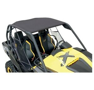 VDP-CAN-AM-MAVERICK-BLACK-BIMINI-SOFT-ROOF-TOP-ROLL-CAGE-1000-COMMANDER