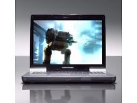 GAMING ALIENWARE M9700 17 INCH TURBO LAPTOP, FREE BAG, BACK TO SCHOOL SALES!!!!