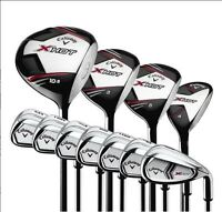 Callaway X Hot 11-Piece Golf Set - Brand new in Box!!