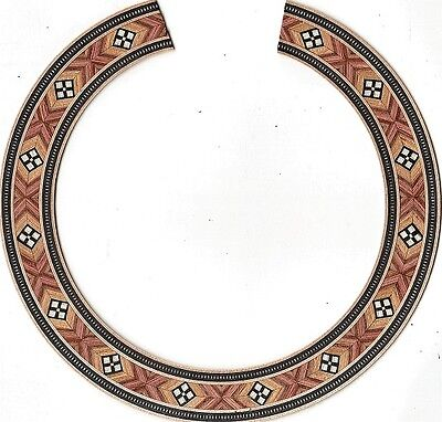 ACOUSTIC, GUITAR ROSETTE / INLAY, SOUND HOLE 255