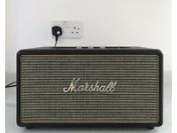 Marshall Stanmore bluetooth speakers