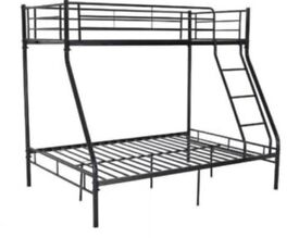 Triple bunk bed sleeper double and single collect Leven