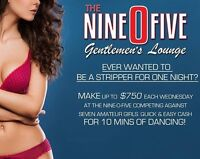 Calling Amateur Dancers to 905 Lounge!