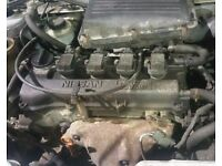 Nissan Micra 1.0 Engine (2002)