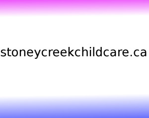 Stoney Creek Memorial Home Child Care L8G $42/day!!!
