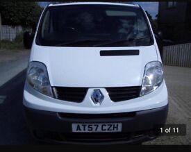 Renault traffic 2008