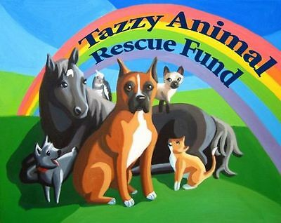 Tazzy Animal Rescue Fund Inc.