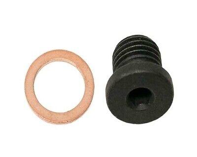 Engine Oil Drain Plug (14 X 20 X 1.5 mm) Vaico V10-3306 / N 016 027 6