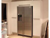 Fridge Freezer, pair of doors, good working order, used