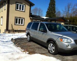 2006 Pontiac Other w/1SB Minivan, Van
