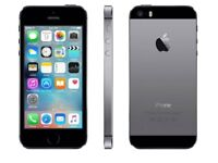 iPhone 5S Space grey Vodafone only
