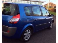 ((( DIESEL-7 SEATER )) RENAULT GRAND SCENIC 1.9 DCi *MPV*MOT-1 YEAR*EXCELLENT like vauxhall zafira