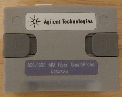Agilent N2647mm 850 1300 Multimode Optical Fiber Module For Wirescope Pro