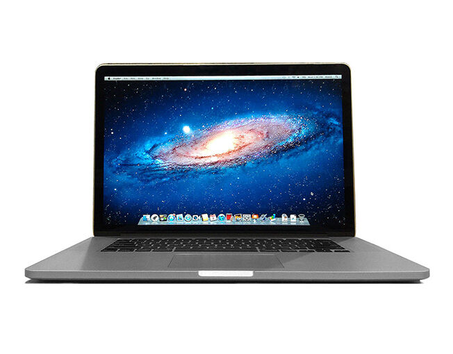 High-Performance Laptop - Apple MacBook Pro 15-Inch with Retina Display